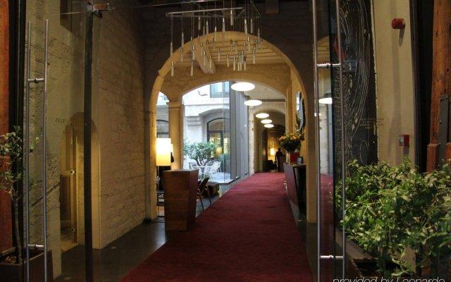 Mercer Hotel Barcelona вид на фасад