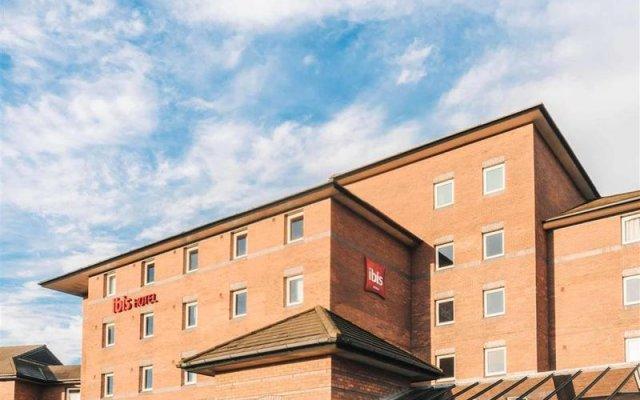 Отель Ibis Liverpool Centre Albert Dock – Liverpool One вид на фасад