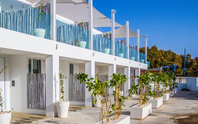 Blue Harbour Boutique Apartments in Ayia Napa, Cyprus from 92$, photos, reviews - zenhotels.com hotel front