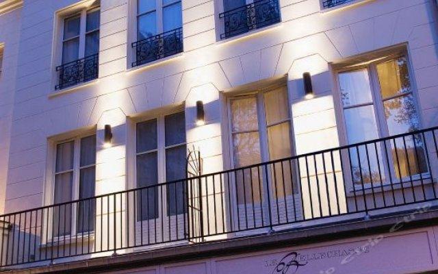 Hotel Le Bellechasse Saint Germain вид на фасад