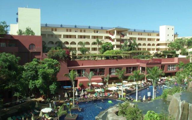 Hotel Best Jacaranda вид на фасад