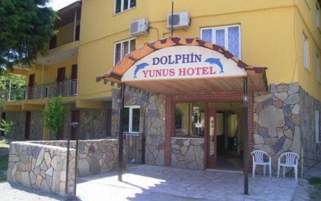 Dolphin Yunus Hotel Турция, Памуккале - отзывы, цены и фото номеров - забронировать отель Dolphin Yunus Hotel онлайн вид на фасад
