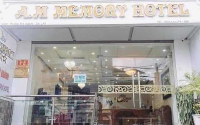 A.m Memory Hotel Далат вид на фасад