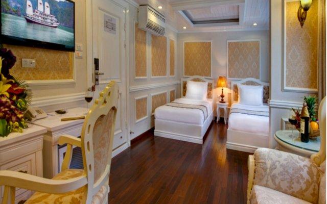 Отель Signature Halong Cruise комната для гостей