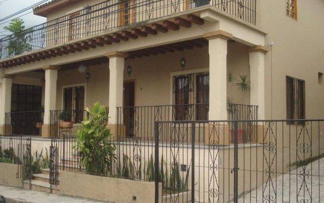 Hotel Antiguo Roble Грасьяс вид на фасад