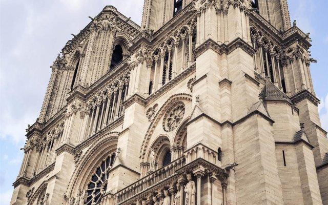 Отель Ibis Paris Porte dItalie вид на фасад