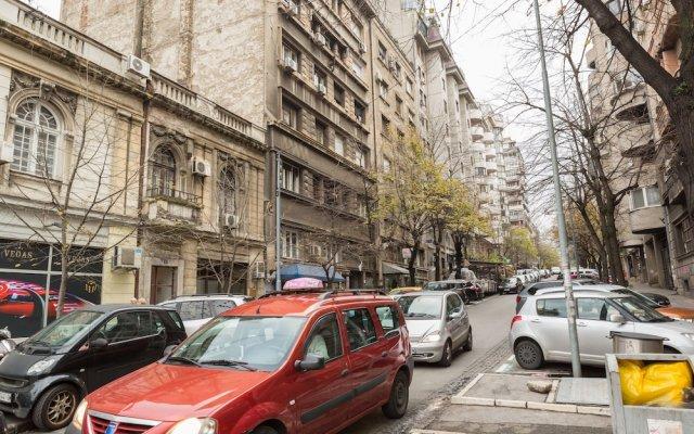 Отель Slavija Square II Сербия, Белград - отзывы, цены и фото номеров - забронировать отель Slavija Square II онлайн парковка