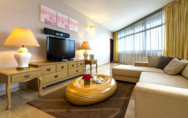 Отель Far East Plaza Residences Сингапур, Сингапур - отзывы, цены и фото номеров - забронировать отель Far East Plaza Residences онлайн комната для гостей
