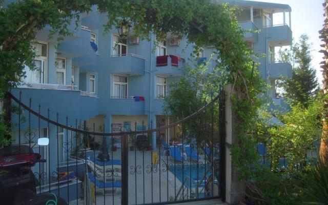 Gozde Hotel вид на фасад