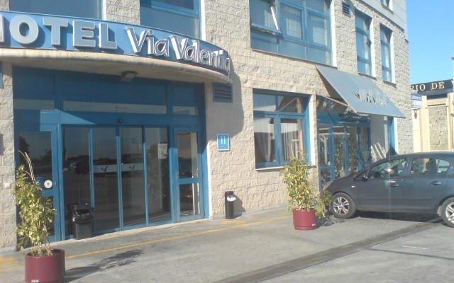 Hotel Via Valentia вид на фасад