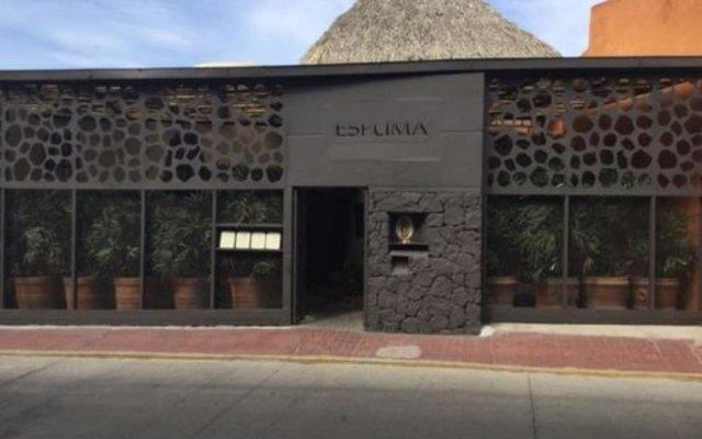 Espuma Hotel - Adults Only вид на фасад