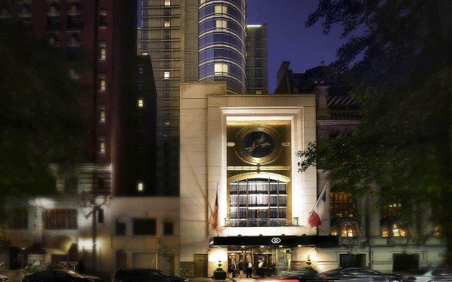 Отель Sofitel New York США, Нью-Йорк - отзывы, цены и фото номеров - забронировать отель Sofitel New York онлайн вид на фасад