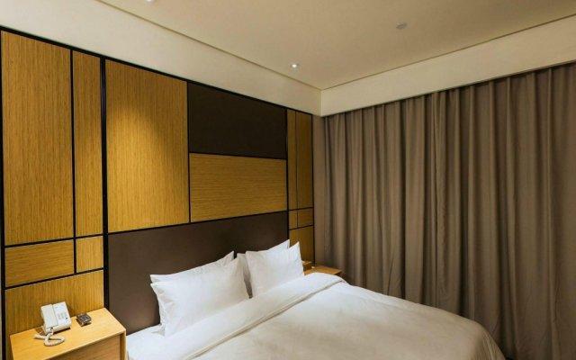 JI Hotel Shanghai Hongqiao Transport Hub Linkong Zone
