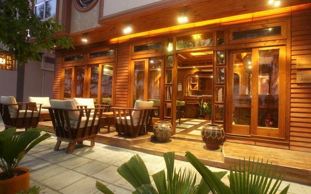 Отель Eureka Serenity Athiri Inn Мальдивы, Мале - отзывы, цены и фото номеров - забронировать отель Eureka Serenity Athiri Inn онлайн вид на фасад
