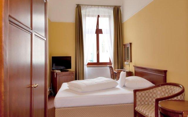 Отель Wellness Hotel Ida Чехия, Франтишкови-Лазне - отзывы, цены и фото номеров - забронировать отель Wellness Hotel Ida онлайн комната для гостей