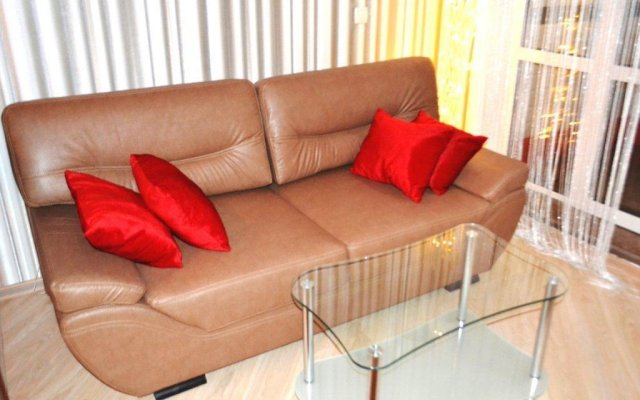 Апартаменты Vip Apartments On Ploshchad Pobedy Минск комната для гостей