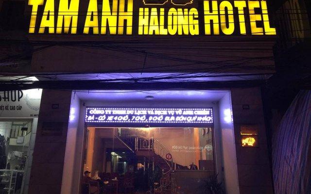 Tam Anh Hotel Halong вид на фасад
