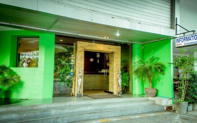 Отель Twin Inn Hotel Таиланд, Пхукет - отзывы, цены и фото номеров - забронировать отель Twin Inn Hotel онлайн вид на фасад