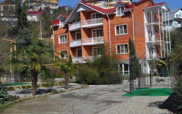 Серж Кляйн Отель вид на фасад