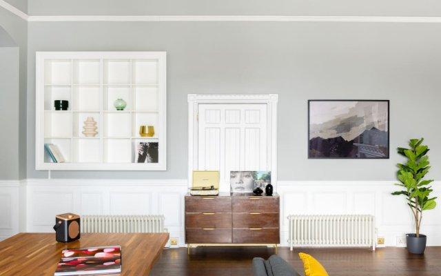 The Saint Pancras Retreat - Modern & Central 2bdr Apartment