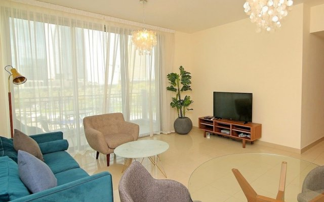 Отель New Arabian Holiday Homes - Standpoint комната для гостей