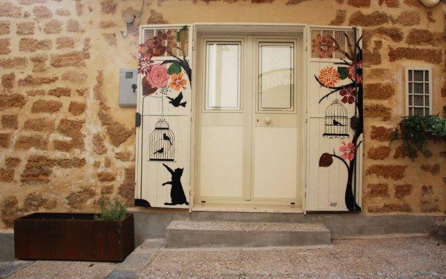 Отель B&B Garibaldi 61 Агридженто вид на фасад