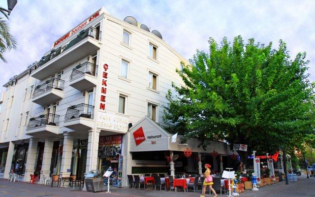 Cekmen Hotel вид на фасад