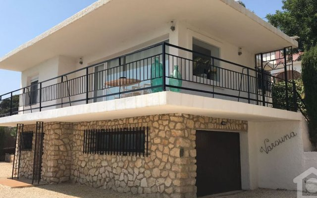 Отель Solhabitat Casa Varouna вид на фасад