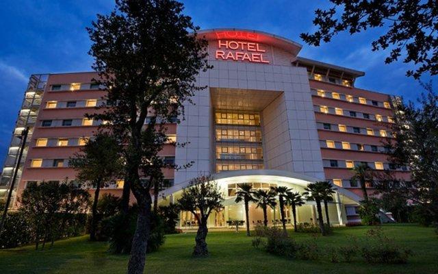 Отель Rafael Италия, Милан - отзывы, цены и фото номеров - забронировать отель Rafael онлайн вид на фасад