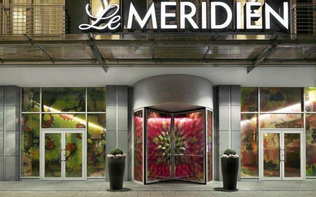 Отель Le Méridien Munich вид на фасад