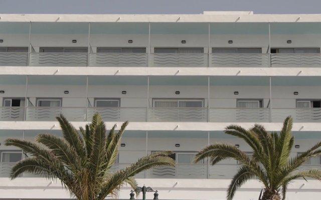 Hotel Belair Beach вид на фасад