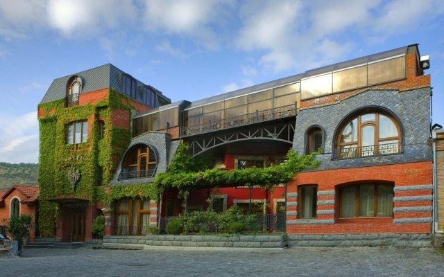 Kopala Hotel вид на фасад