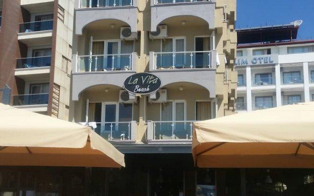 La Vita Beach Hotel Мармарис вид на фасад