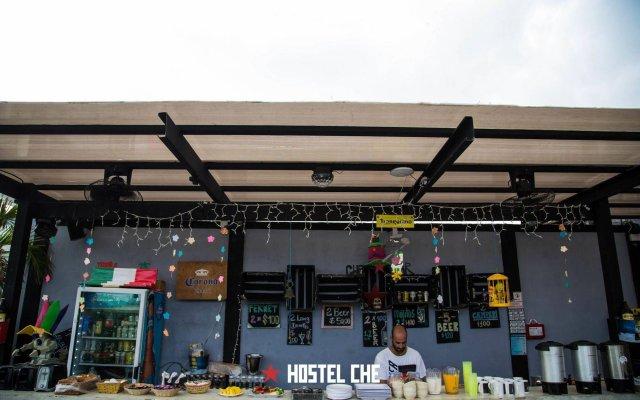 Отель Hostel Che Мексика, Плая-дель-Кармен - отзывы, цены и фото номеров - забронировать отель Hostel Che онлайн вид на фасад