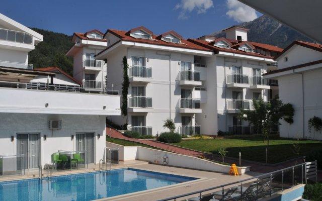 Sunshine Holiday Resort Турция, Олюдениз - отзывы, цены и фото номеров - забронировать отель Sunshine Holiday Resort онлайн вид на фасад