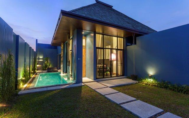 Отель Wings Phuket Villa by Two Villas HOLIDAY вид на фасад