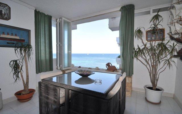Отель Apartamentos Cel Blau Испания, Эс-Канар - отзывы, цены и фото номеров - забронировать отель Apartamentos Cel Blau онлайн комната для гостей