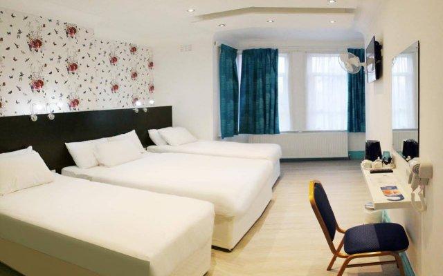 Отель Euro Hotel Clapham Великобритания, Лондон - отзывы, цены и фото номеров - забронировать отель Euro Hotel Clapham онлайн комната для гостей