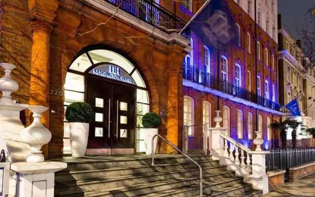 Отель NH London Kensington вид на фасад