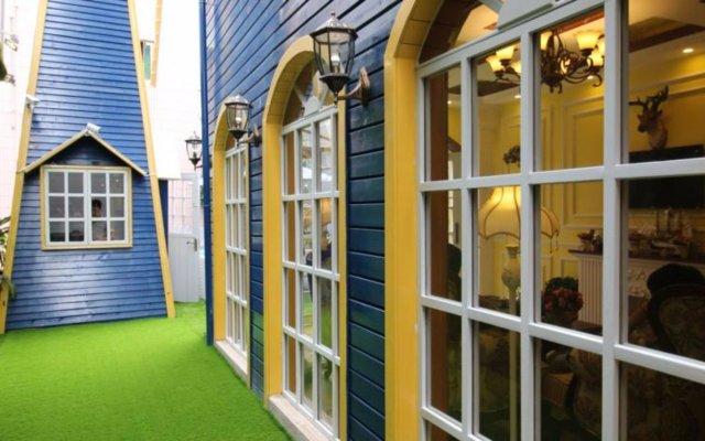 Отель Xiamen Feisu Tianchunshe Holiday Villa Китай, Сямынь - отзывы, цены и фото номеров - забронировать отель Xiamen Feisu Tianchunshe Holiday Villa онлайн вид на фасад