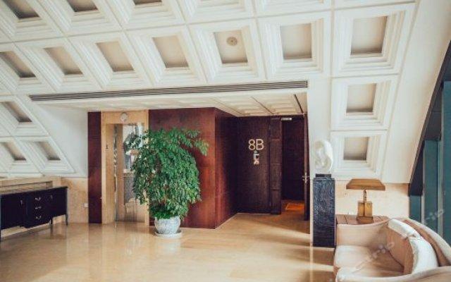 Hangzhou Xixi Paradise Yueju Hotel интерьер отеля