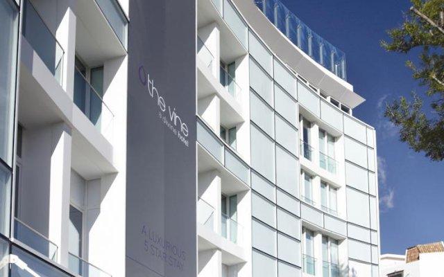 Отель The Vine Hotel Португалия, Фуншал - отзывы, цены и фото номеров - забронировать отель The Vine Hotel онлайн вид на фасад