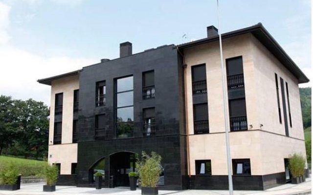 Отель Restaurante Zelaa Испания, Урньета - отзывы, цены и фото номеров - забронировать отель Restaurante Zelaa онлайн вид на фасад