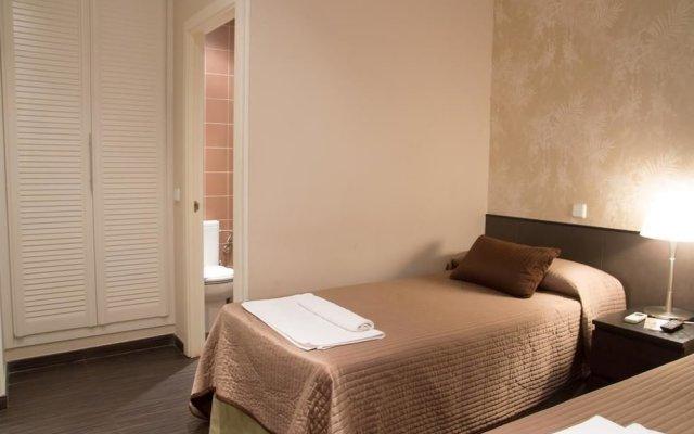 Отель Ch Lemon Rooms Madrid комната для гостей
