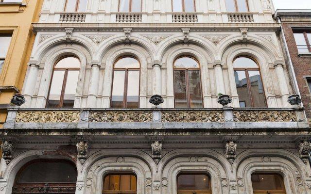 Отель Antwerp 64 Антверпен вид на фасад