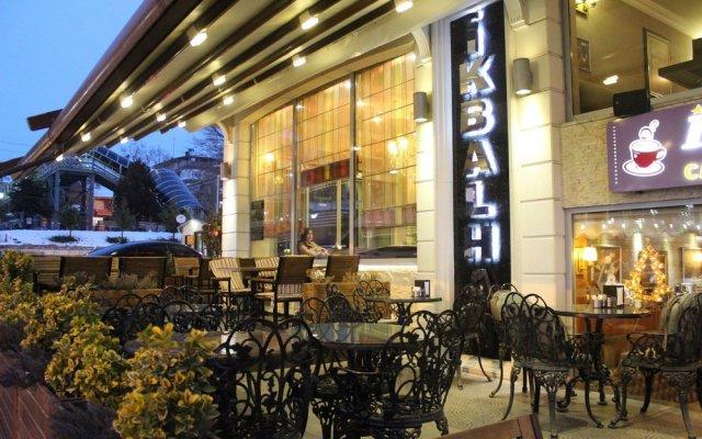 Отель Ikbalhan Otel вид на фасад