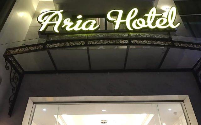 Отель Aria Hotel Вьетнам, Нячанг - отзывы, цены и фото номеров - забронировать отель Aria Hotel онлайн вид на фасад