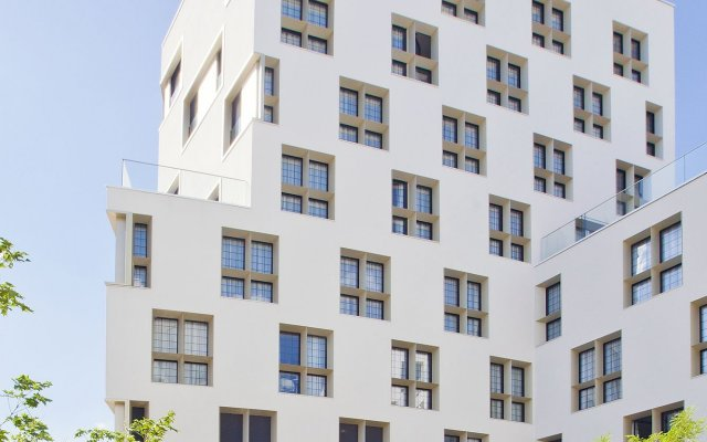 Отель Residhome Paris Gare de Lyon - Jacqueline De Romilly вид на фасад