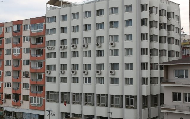 Eken Турция, Эрдек - отзывы, цены и фото номеров - забронировать отель Eken онлайн вид на фасад