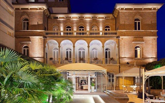 Отель Ambienthotels Villa Adriatica вид на фасад